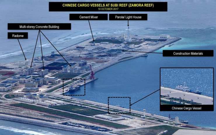 South China Sea Spratlys 2018FEB08-02