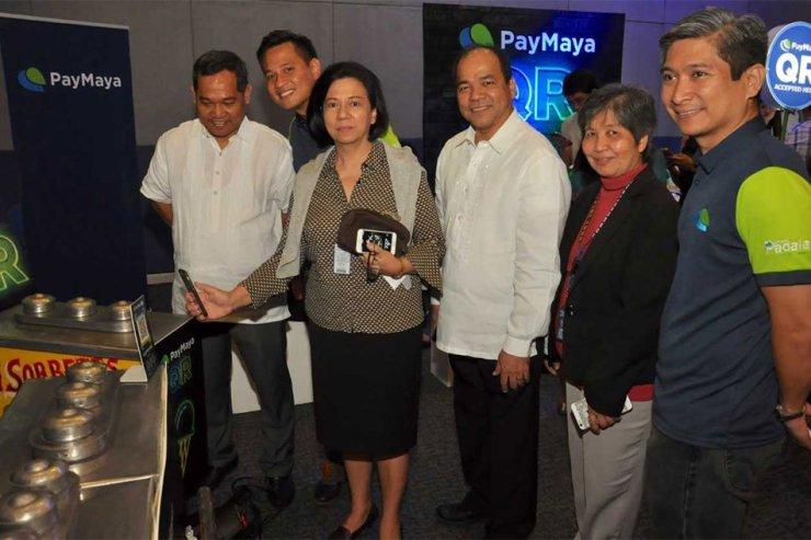 BSP Bangko Sentral gn Pilipinas PayMaya