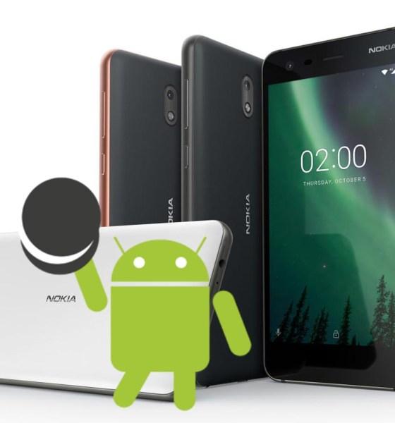 Nokia 2 Get To Taste Android 8.1 Oreo Beta - Download Now