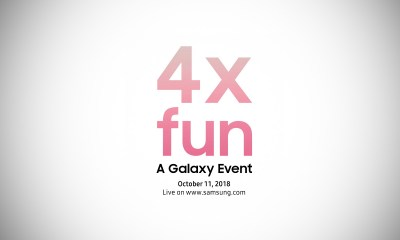 Galaxy F (X) Release- Samsung holding surprise event to steal some hype from Apple iPhone XS, Max, XR