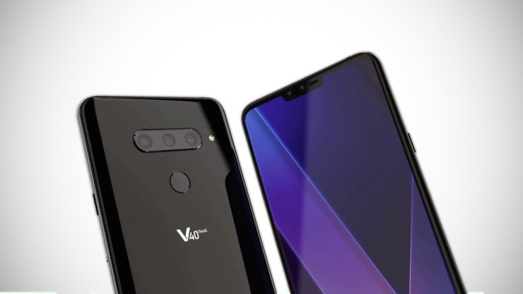 LG V40 ThinQ Release Date, Specs, Features, Price
