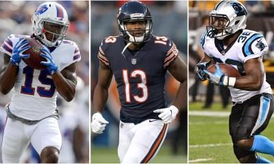 New England Patriots inks WRs Corey Coleman & Bennie Fowler and RB Kenjon Barner