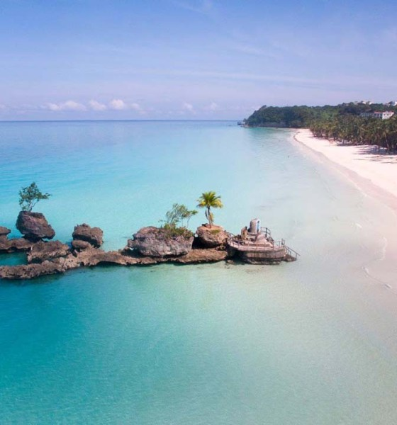 PH- Tourists visiting Boracay Island are required to complete mandatory system registration