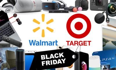 Walmart Black Friday 2018 Ad, Deals, Sales 2018 - Wal-Mart v Target and Rivals
