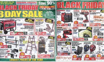 First Black Friday Ad Scan For 2018 From Harbor Freight Tools