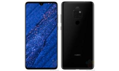 Huawei Mate 20 Pro price structure 20184u83d