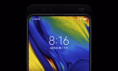Xiaomi Mi Mix 3 slider display design starred in new teaser video