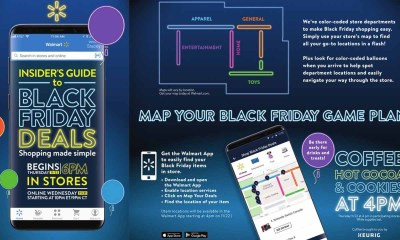 Walmart's To 8 Black Friday Deals 2018: Its Game Changing Sales Include Color-Coded Store Maps