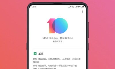 Xiaomi Mix 3 receives new software update, announces MIUI 10 global stable beta testers