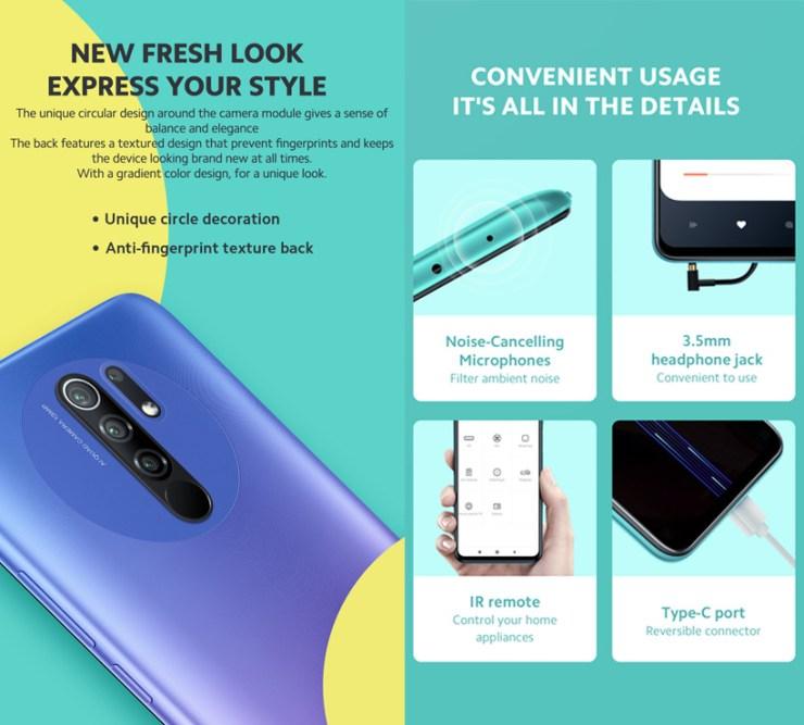 Xiaomi Redmi 9 Lazada Philippines sale 0023