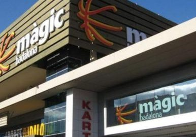 Centro comercial Mágic Badalona