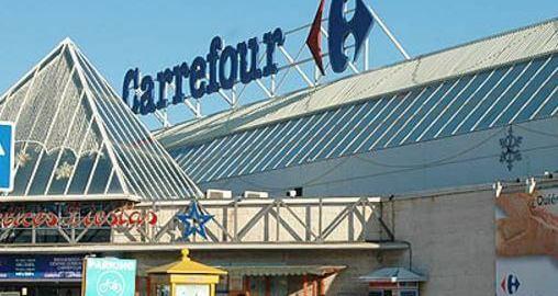 Centro comercial Carrefour Torrevieja