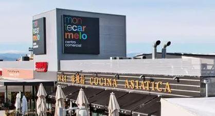 Centro comercial Montecarmelo