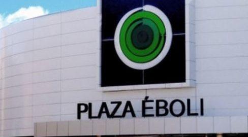 Centro comercial Plaza Eboli