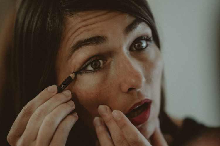 Micropigmentação de Eyeliner