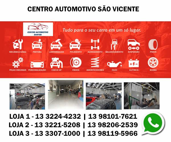 Centro Automotivo São Vicente