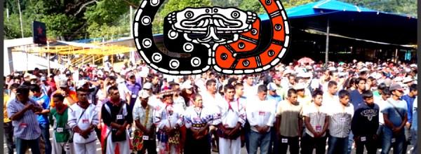 Congreso Nacional Indígena a 4 años de la desaparición de los 43 estudiantes de Ayotzinapa #CIG #CNI