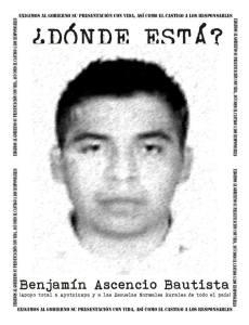ASCENCIO BAUTISTA Benjamin