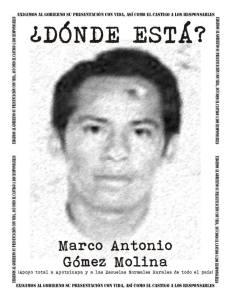 GOMEZ MOLINA Marco Antonio