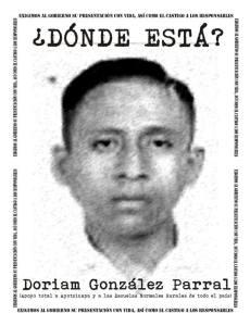 GONZALEZ PARRAL Doriam