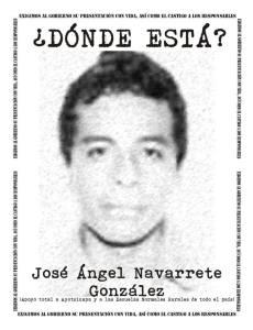 NAVARRETE GONZALEZ Jose Angel