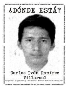 RAMIREZ VILLAREAL Carlos Ivan