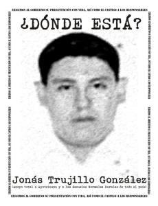 TRUJILLO GONZALEZ Jonas