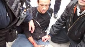 Agresion policiaca en CU 05