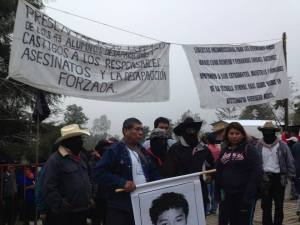 Ayotzinapa en Oventic 6-Frayba