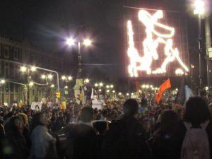 Manifestacion 20 de noviembre - Foto Argelia Guerrero