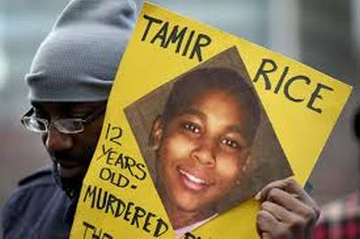 Tamir Rice 12 years old