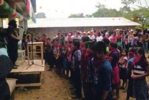 Inauguracion Escuela y Clinica La Realidad