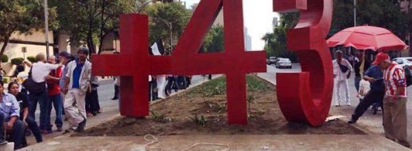 Comunicado Anti-Monumento +43