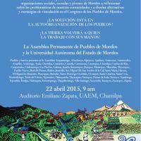 Pronunciamiento del Congreso de los Pueblos de Morelos