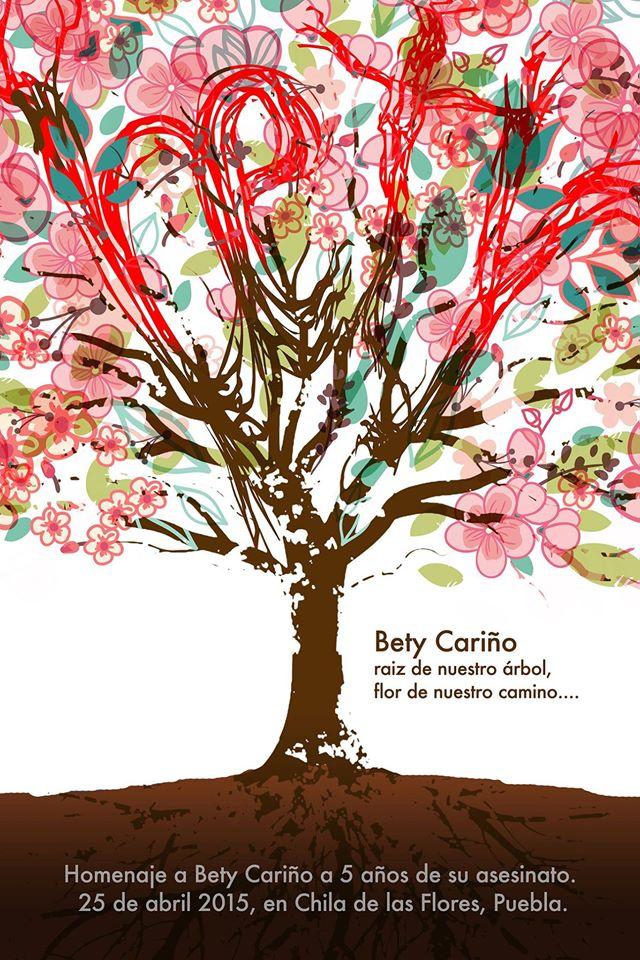 Homenaje a Bety Cariño