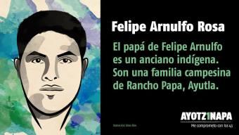 27 Felipe Arnulfo Rosa 1
