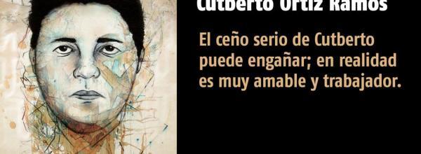 A 31 días #YoTeNombro Cutberto Ortiz Ramos #Ayotz1napa #43Ayotzinapa