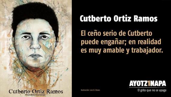 31 Cutberto Ortiz Ramos 1