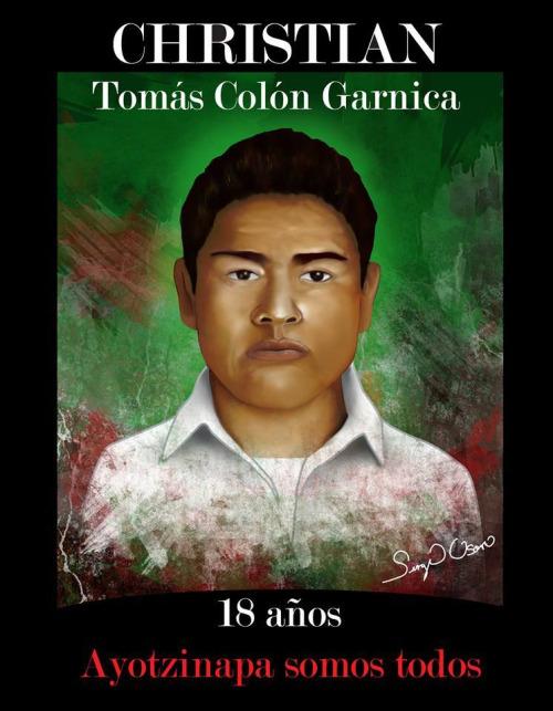 32 Christian Tomás Colón Garnica 4