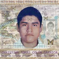 32 Christian Tomás Colón Garnica 5