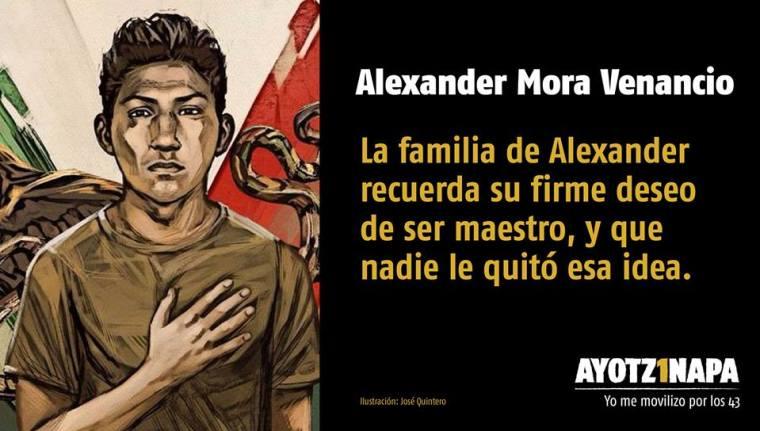 40 Alexander Mora Venancio