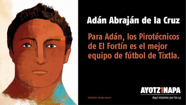 41 Adan Abrajan de la Cruz