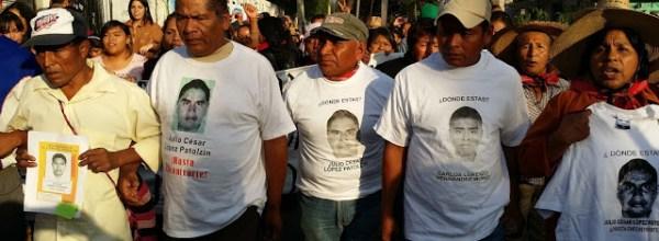 6 ago: Atenco recibirá a Ayotzinapa