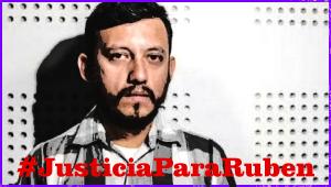 #JusticiaParaRuben1