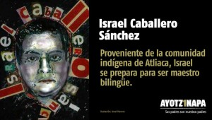 25 Israel Caballero Sanchez 1