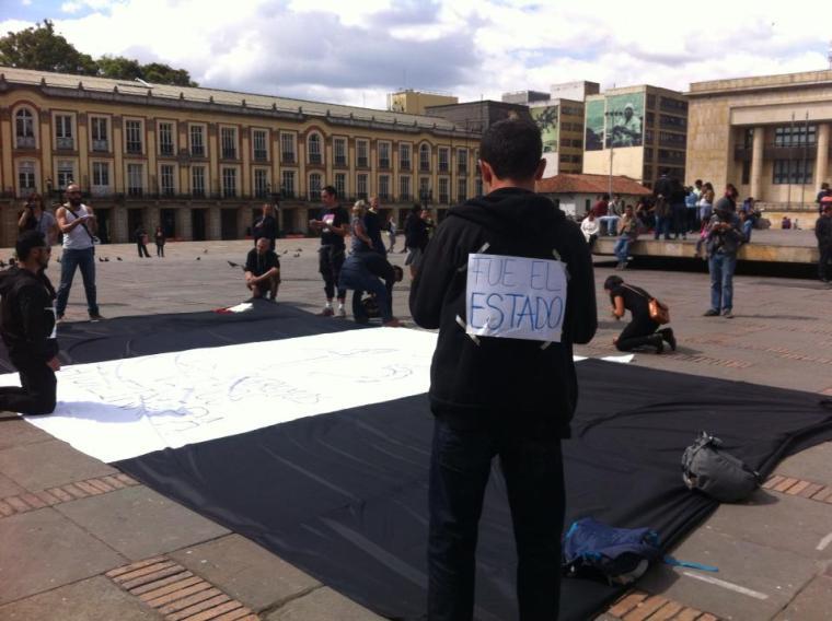 Bogota por los 43 5