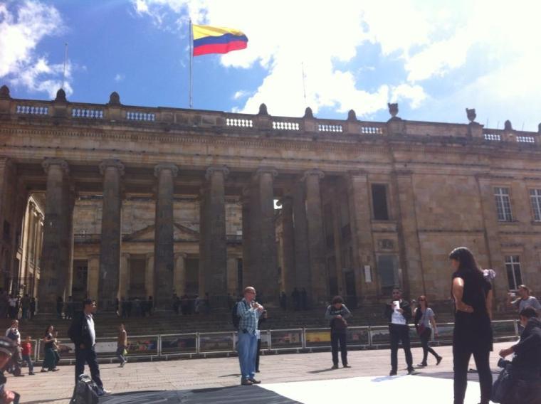 Bogota por los 43 6