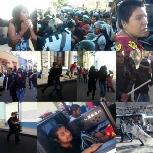 Algunos de los detenidos - Foto: Proyecto Ambulante