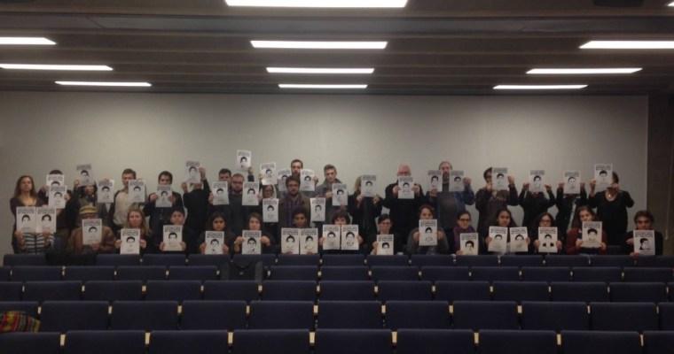 20151027 Inglaterra por Ayotzinapa