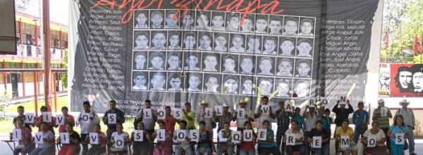 Ayotzinapa: El presidente lo que quiere es un pleito internacional